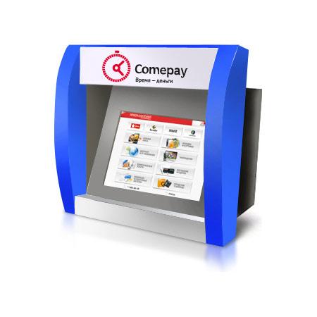 Встраиваемый терминал оплаты Comepay ST-01