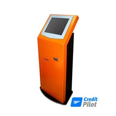 Аппарат приема платежей «ПИЛОТ 02-Light с AV-268»