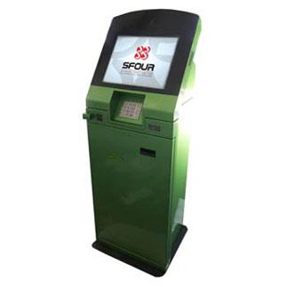 Терминал самообслуживания Eco Neo с противоударным стеклом
