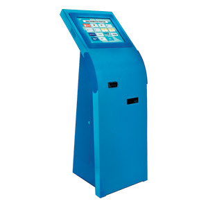 Терминал самообслуживания SFOUR Harvester - имиджевая модель платежного автомата