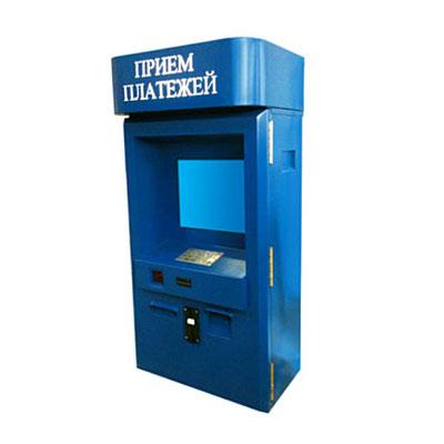 Банковский платежный терминал «ТМ-2 БАНК» (улица) - аппарат самообслуживания