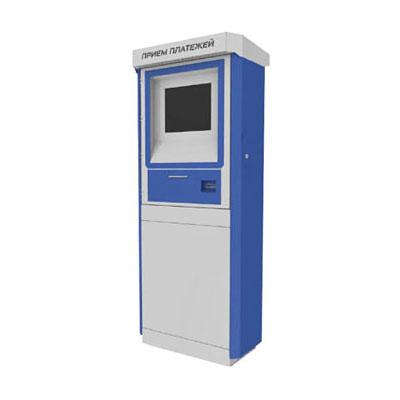 Платежный терминал «ТМ-3 NEW» (улица) - устройство самообслуживания