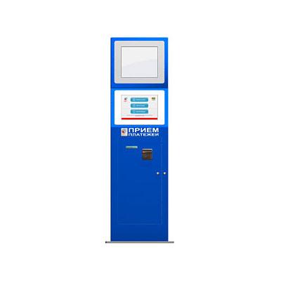 Платежный терминал «РЕКЛАМА 1.0.17» с рекламным монитором