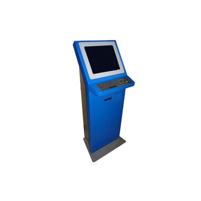 Информационный киоск на базе платежного терминала ОСМП-Эконом