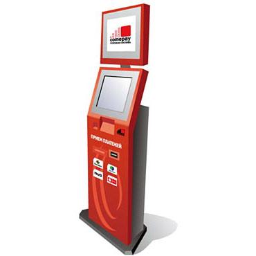 Платежный терминал Comepay SD-02
