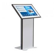 Сенсорный интерактивный стол Alpha T 32-55 — информационный терминал компании «Мир Киосков»