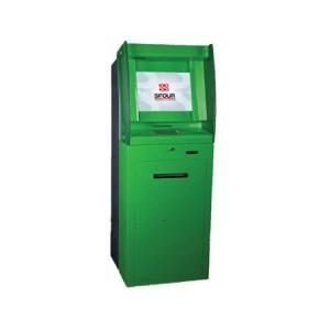 Банковские терминалы самообслуживания и банкоматы