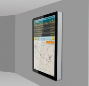 интерактивный терминал для монтажа на стену
