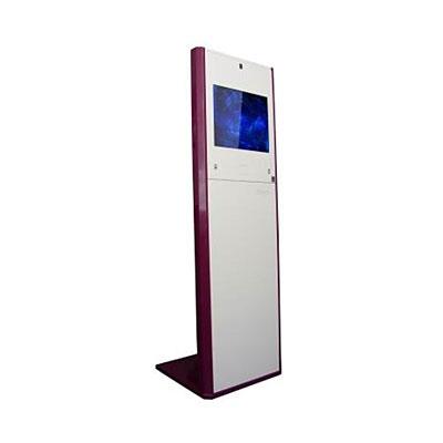 Сенсорный информационный киоск Каскад 19 напольный