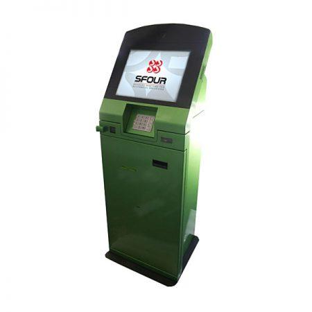 Банковский терминал SFOUR Eco Neo с выдачей сдачи