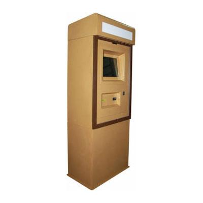 Платежный терминал «Остановочный» - автомат самообслуживания для работы на улице