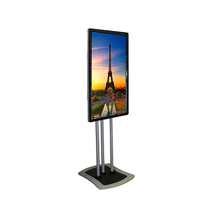 Сенсорный киоск Elo-line II 55FD Digital Signage для рекламы и навигации