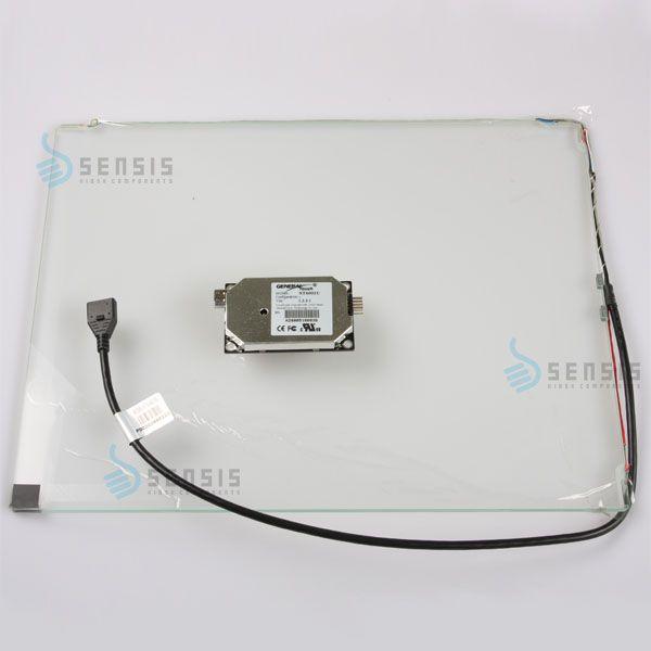 "Сенсорный экран GeneralTouch 22"", WIDE, 6 мм ПАВ, USB"