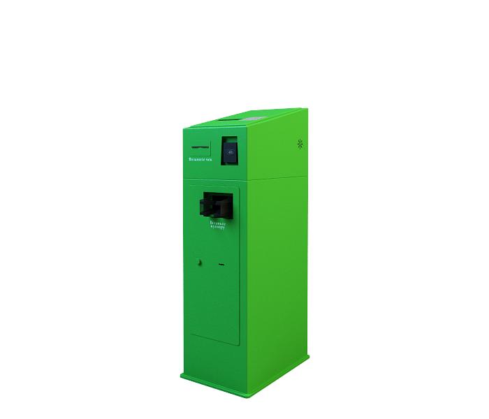 Депозитная машина TouchPlat ДМ-02 - устройство самоинкассации