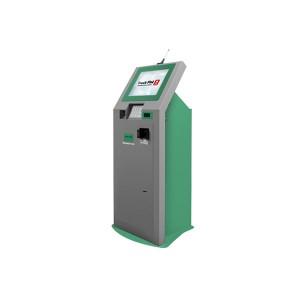 Банковские терминалы «Touchplat»