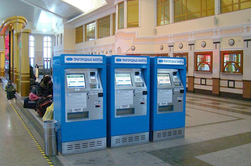 Компания «ШТРИХ-М» модернизировала билетные терминалы «Экспресс-пригород»