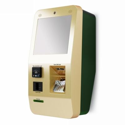 Настенный платёжный терминал Yarus BASE - компактный аппарат самообслуживания