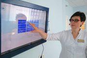 Сенсорный настенный киоск Vega Wall 42 в системе «Call-Center»