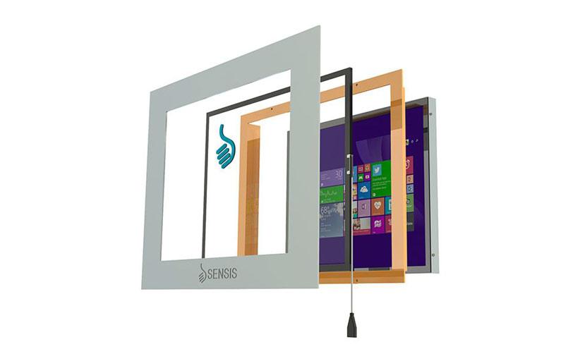 Специальные цены на комплекты: монитор Sensis OFM-17 + экран MasterTouch