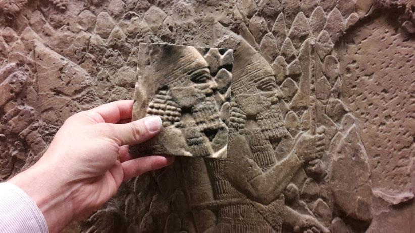 3d-печать музейных артефактов