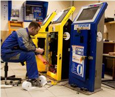 Техническое обслуживание платежного терминала