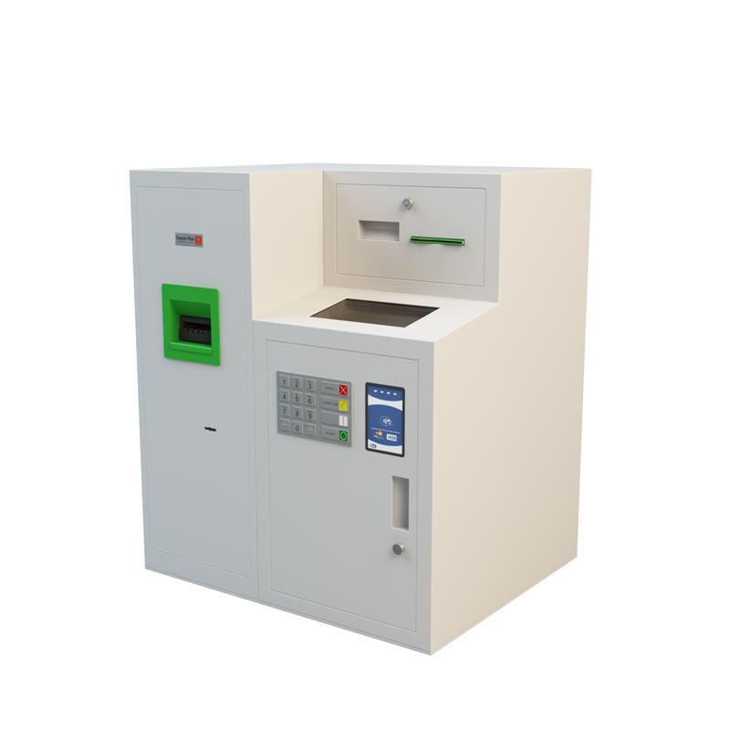 Автоматическая депозитная машина для самоинкассации