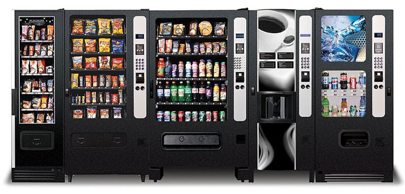 Программно-аппаратный комплекс торгового автомата интегрируется с ПО Pay-logic, давая возможность расширения функционала и совмещения вендинга с приёмом платежей