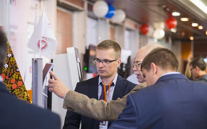 «САГА Технологии» продемонстрировала на выставке новую линейку билетных автоматов