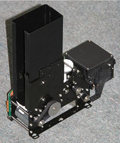 Установка стекера на диспенсер CREATOR  CRT-571