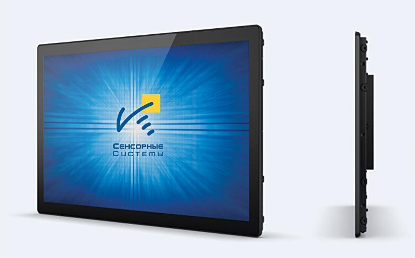 Elo замещает сенсорные мониторы для киосков и терминалов