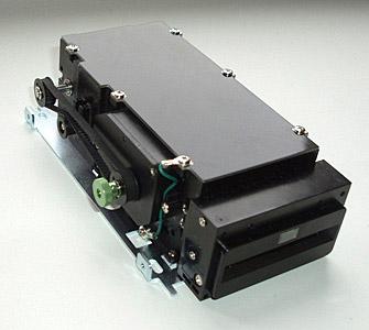 Кардридер моторизованный CRT-310N для банковских терминалов самообслуживания