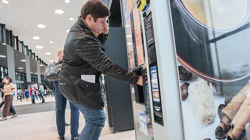 Фискализация вендинговых автоматов обойдется операторам в десять миллиардов рублей