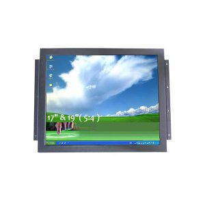 Встраиваемый сенсорный монитор Open Frame повышенной яркости 1000cd/m2, 17-19 дюймов