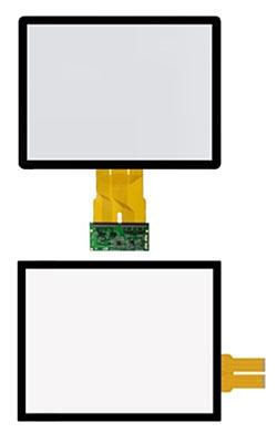 Проекционно-емкостные сенсорные стёкла нового поколения с ITO-сенсором