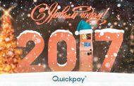Платежный сервис Quickpay поздравляет с новым годом!