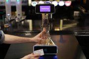 Бары тестируют пивные автоматы самообслуживания с бесконтактной оплатой