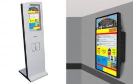 Сенсорные киоски для заказа товаров установлены в ТЦ «Полесье» в Белоруссии