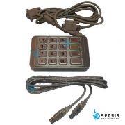 Криптованная PIN-клавиатура SZZT ZT598L2C