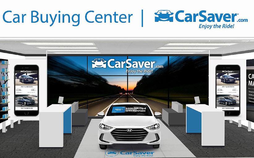 Волмарт установит интерактивные киоски для продажи автомобилей