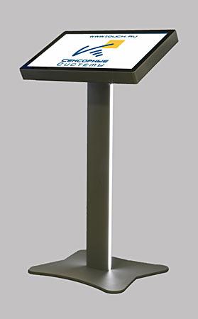 высокая производительность и отзывчивый экран делают взаимодействие с информационным киоском EL2794 простым и комфортным