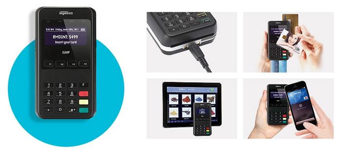 Мобильный терминал нового поколения Ingenico iSMP