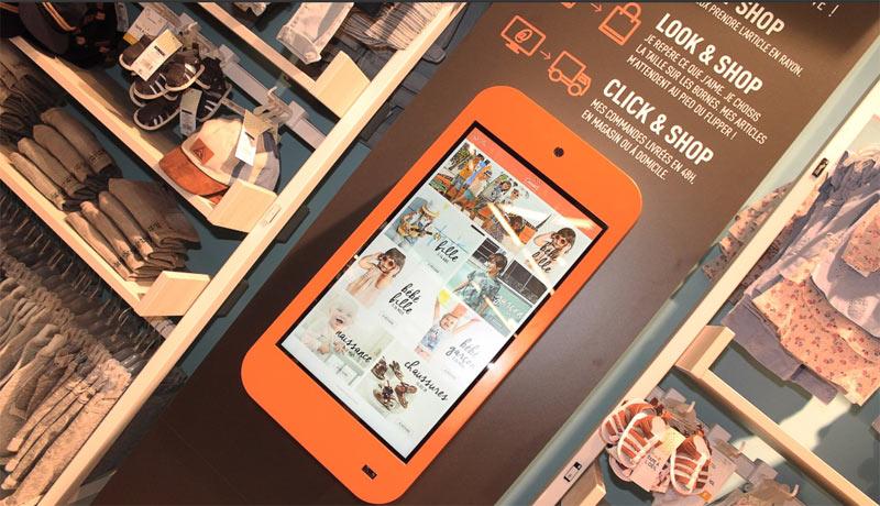 Improveeze предложила концепцию Phygital - электронной коммерции в физических магазинах