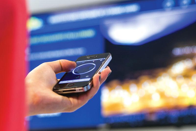 Thuria разместила дисплеи с динамической рекламой во всех туристических офисах