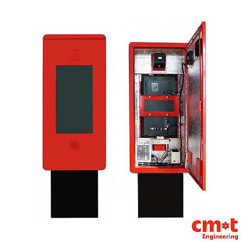 Уличный вариант «электронного кассира» дает возможность сделать заказ из автомобиля в режиме «драйв-ин»