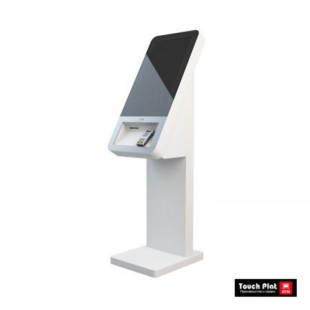Киоск самообслуживания для ресторанов «Q-55» для автоматизации приёма и оплаты заказов в ресторанах