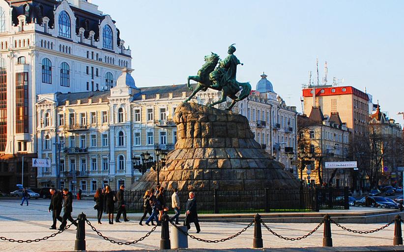 В украинской столице появятся информационные киоски для туристов