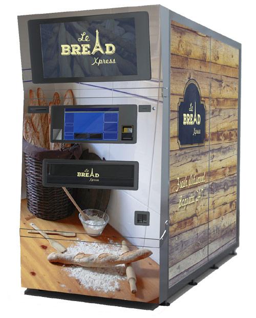 автоматические мини-пекарни