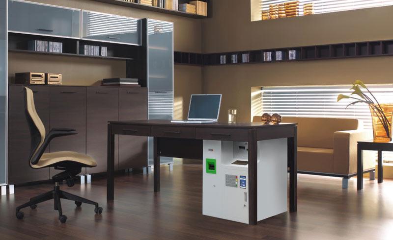 Автоматические депозитные машины TouchPlat в офисе