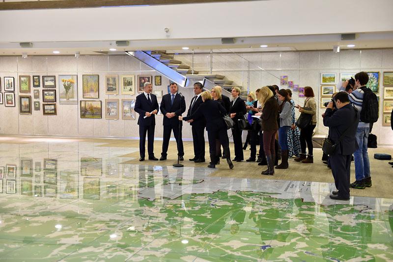 Интерактивный план реновации в Москве