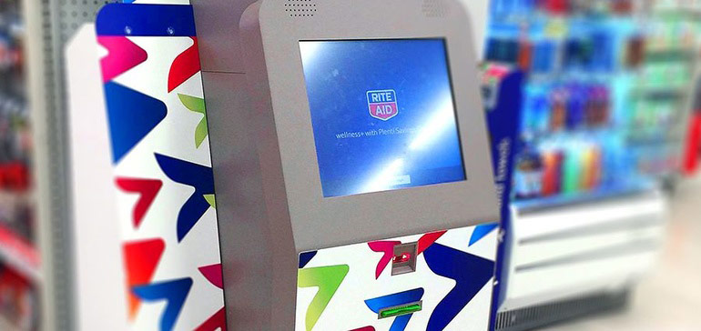 Сеть аптек Discount Drug Mart установила голографические киоски в своих торговых точках